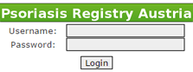 Psoriasisregister Login